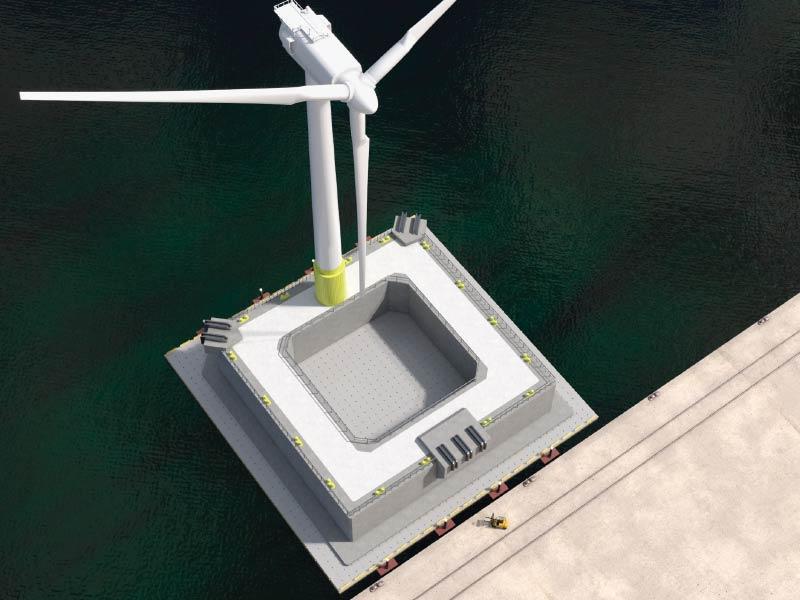 TUGDOCK - Modular floating drydock